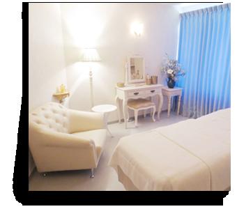 ゆったりとした完全個室のくつろぎ空間 イメージ